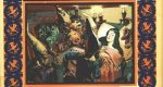 残酷なグリム童話。絵本の白雪姫とはイメージが違う。